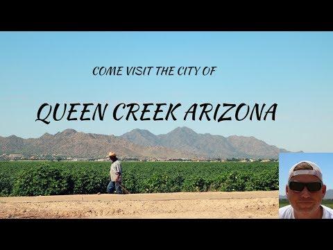 Tour the Beautiful Town of Queen Creek Arizona