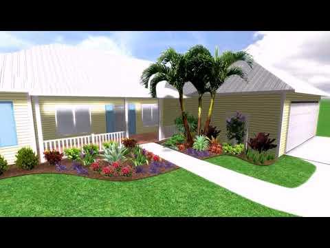Landscape Design Ideas Front Yard Florida