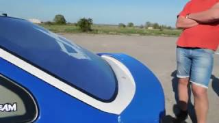 Форд Сиерра  , немного флекса.