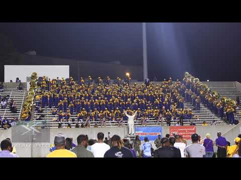 Miles College Marching Band - F'n With Me - 2017