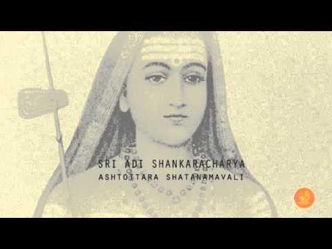 Sri Adi Shankaracharya Ashtottara Shatanamavali