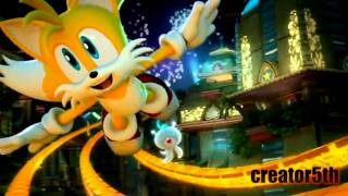 SEGA and Sonic - Reach for the Stars -Full Main Theme, Video and lyrics