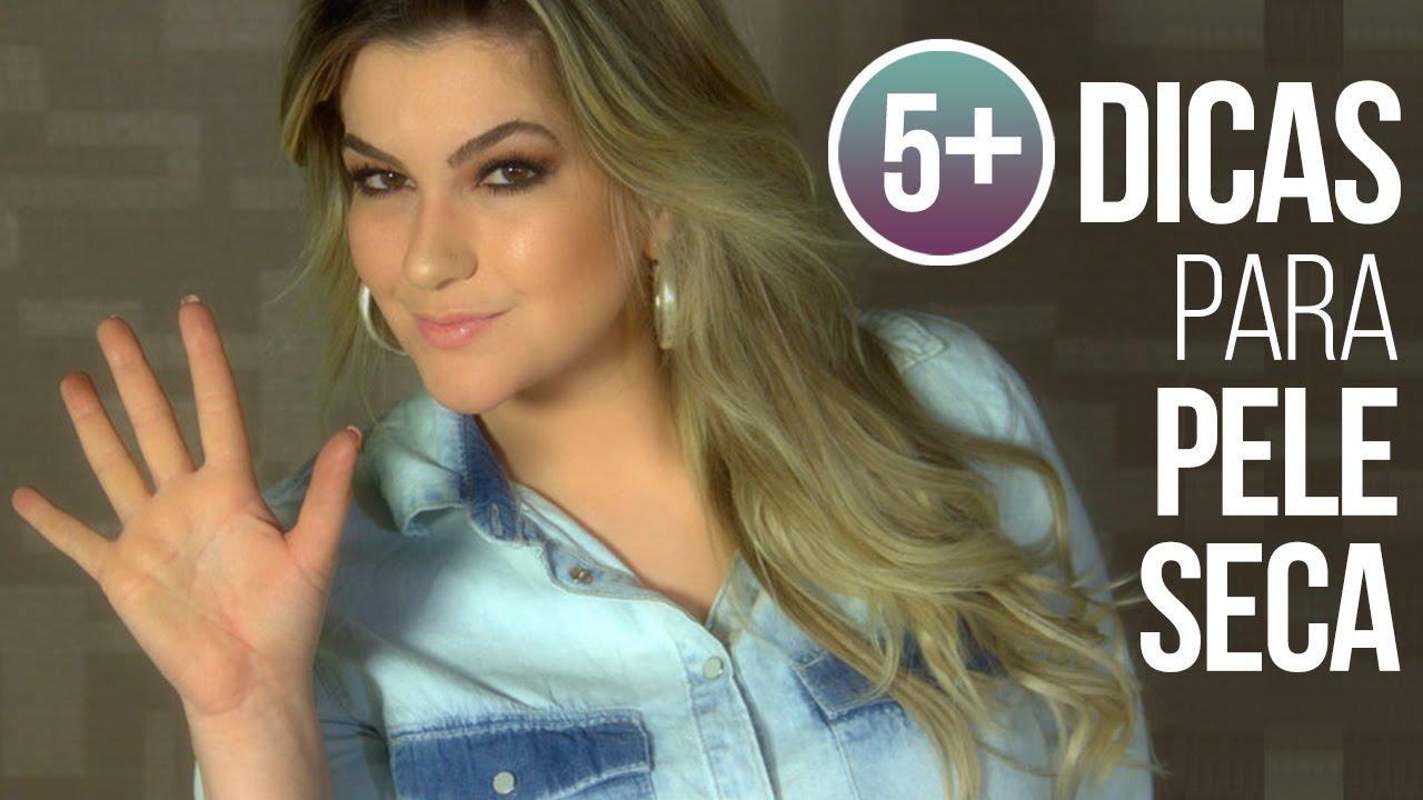 5 Dicas Para Maquiar Pele Seca Por Alice Salazar Youtube