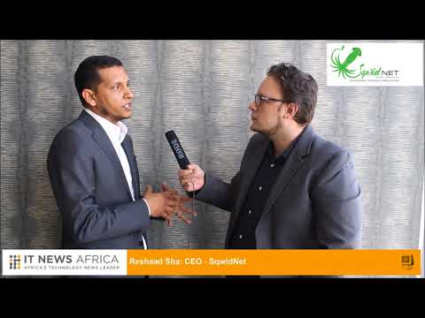 Reshaad Sha: Sqwidnet - CEO discusses the upcoming Internet of Things Forum Africa 2018