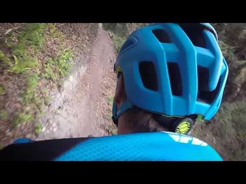 Jeff Lenosky Trail Boss: Mountain Biking Gravitron Trail - Alafia River Park Lithia, FL