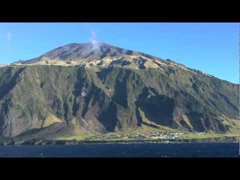 A Day on Tristan Da Cunha