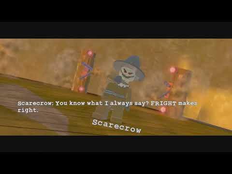 LEGO Batman 2: DC Super Heroes ~ Gotham City - Boss Characters