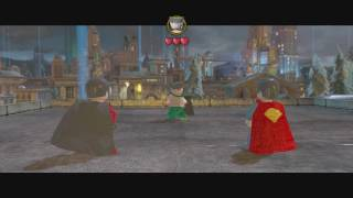 LEGO Batman 2: DC Super Heroes - Gotham City: Boss Characters
