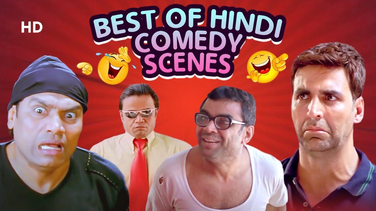 Download Non-Stop Hindi Comedy Scenes - Akshay Kumar - Rajpal Yadav - Govinda - Vijay Raaz - Paresh Rawal