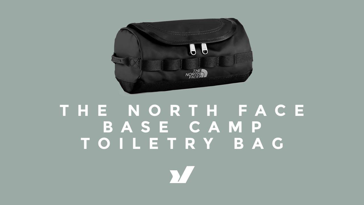 7463e4e7568 The North Face Base Camp Toiletry Bag - YouTube