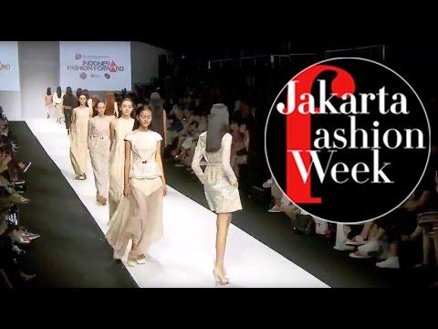 Jakarta Fashion Week Famous Designer Spring Summer 2015