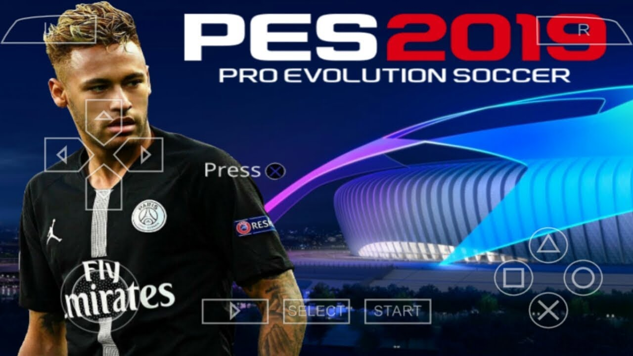 pes 2019 zip file download for ppsspp
