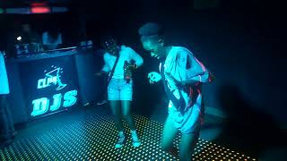 Full Show ya Pradetha kwenye Uzinduzi wa Video mpya ya H chris.