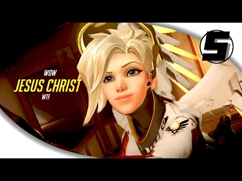 5 THINGS EVERY MERCY PLAYER DEALS WITH ( Overwatch )