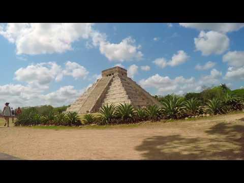 Mexico Trip time lapse - 4K