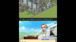 Simcity DS - Part 1
