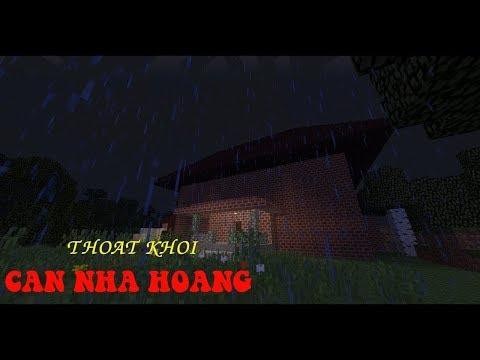 Giới Thiệu Map MineCraft-CĂN NHÀ HOANG-by Quốc Metal