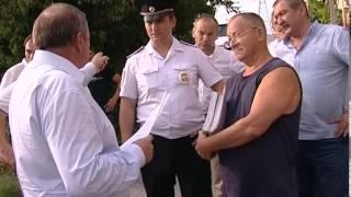 Мэр Сочи провёл встречу с жителями ЛОО. Новости Сочи Эфкате