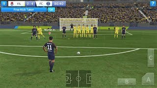 Dream League Soccer 2017 Android Gameplay #100 thumbnail