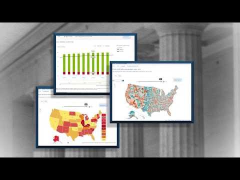 Interactive Data Visualizations