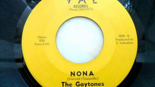 The gaytones - Nona