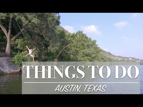 CREATIVE and ADVENTUROUS Things to Do in Austin, Texas