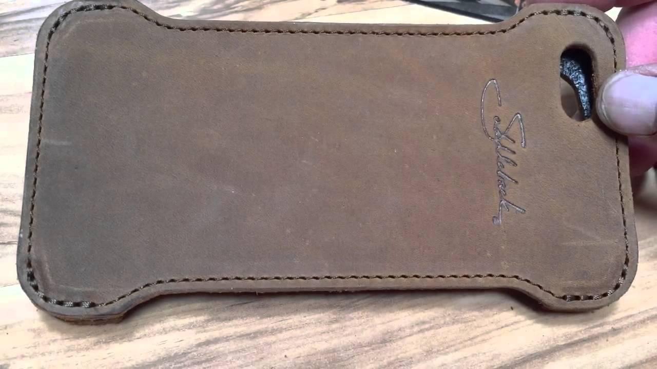 timeless design bc9e3 9982b Saddleback Leather IPhone 6 Plus case