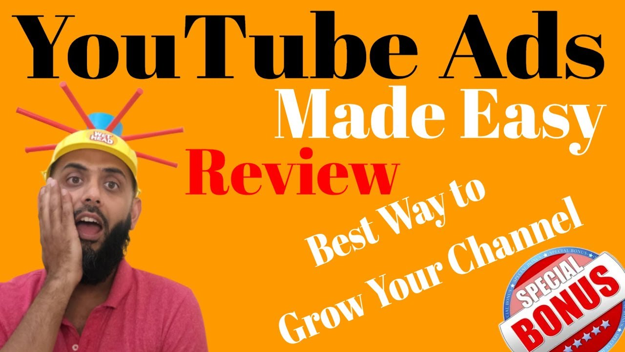 Best Ads Of 2020.Youtube Ads Made Easy 2019 2020 Review With Bonuses