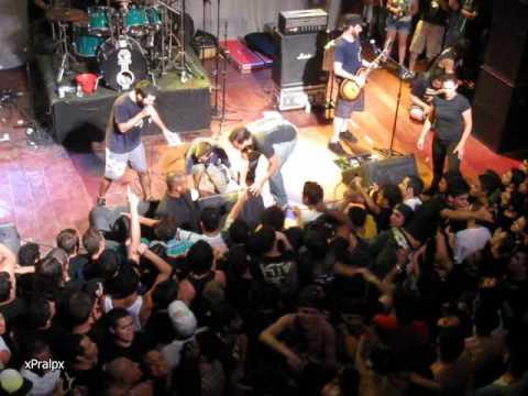 Dead Fish - Zero e Um (Santos - Capital Disco)
