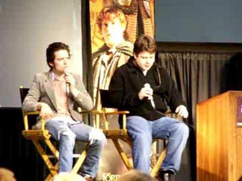 """Elijah & Sean Discuss Their """"9"""" Tats"""