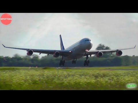 Close-Up Aircraft at Copenhagen Kastrup | 50 Minutes of HD Plane Spotting Epicness!