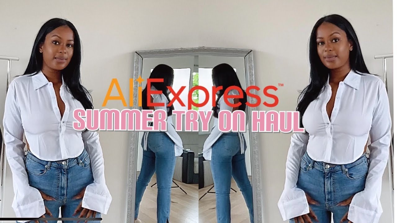 ALIEXPRESS SUMMER TRY ON HAUL 2021 || *AFFORDABLE AND TRENDY*