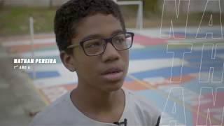 Palavras Que Transformam | Reforma 01 - Escola Brigadeiro Silva Paes