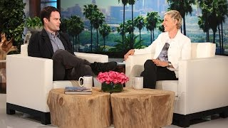 The Hilarious Bill Hader