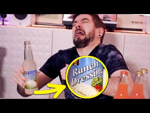 Disgusting Soda Challenge