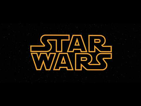 Star Wars Intro Theme- Opening Text Only