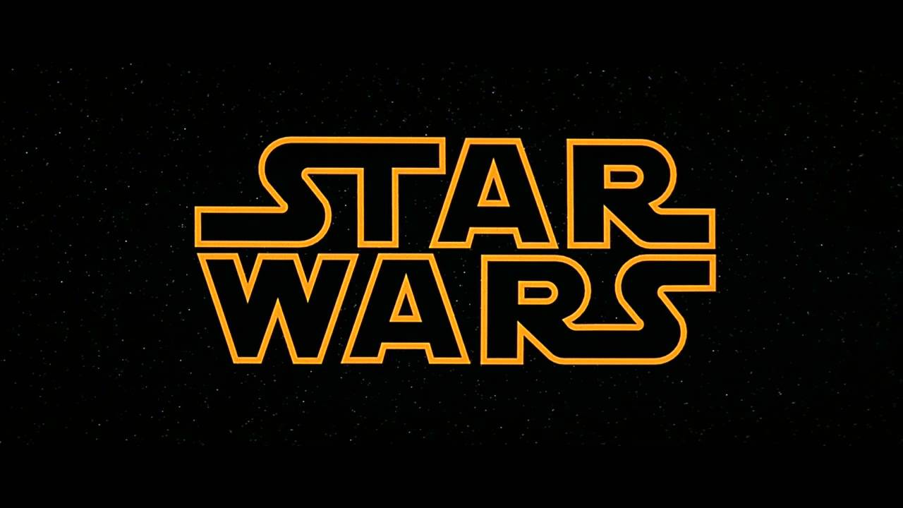 Star wars logotyp