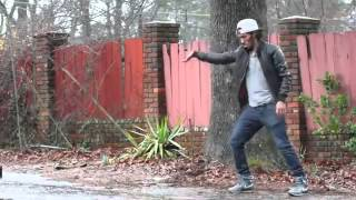 Impressive break dance by Marquese Scott