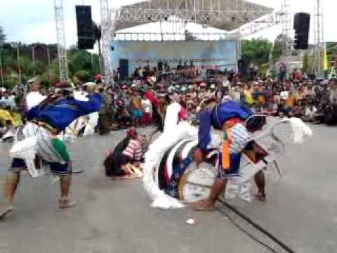 Putro Turonggo Budoyo Festival Gor