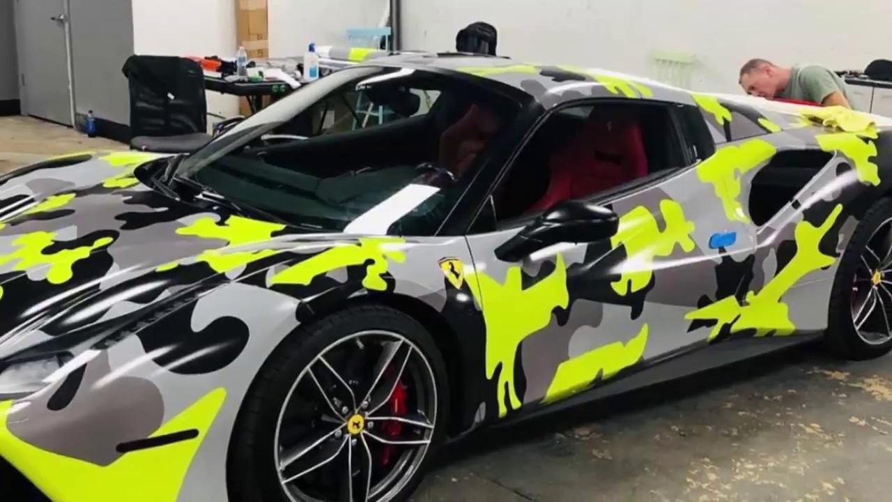 Custom Vehicle Wraps Company in Miami - 305-692-0801