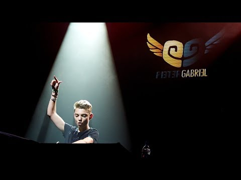 Pieter Gabriel ? FOREVER ft FOURCE (official music video)