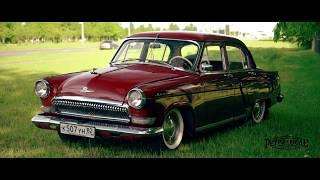 Волга - аренда авто на свадьбу недорого