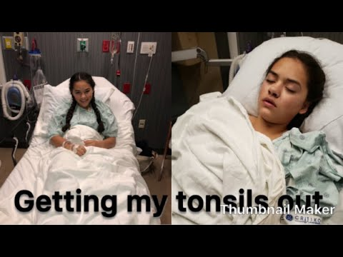 My Tonsillectomy Experience 👩⚕️🤒