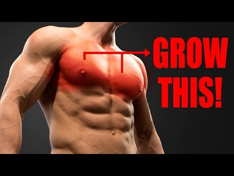CHEST WORKOUT (MACHINES ONLY!)