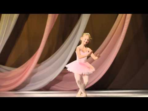 Сальникова Елизавета  - Вариация принцессы Флорины из балета Спящая Красавица