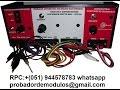 Probador de bobinas y modulos de encendido
