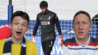 LEICESTER 3-1 <b>LIVERPOOL</b> REACTION HIGHLIGHTS - Premier ...