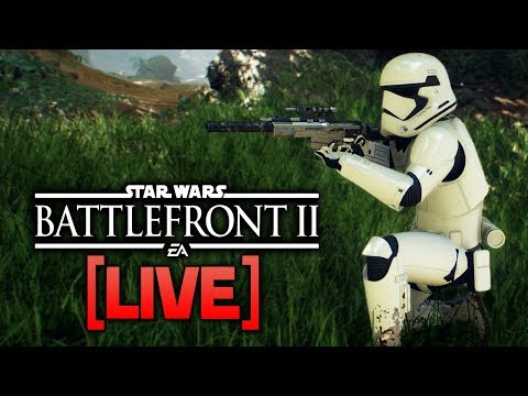 BATTLEFRONT 2 LIVE - I can almost taste the new patch...