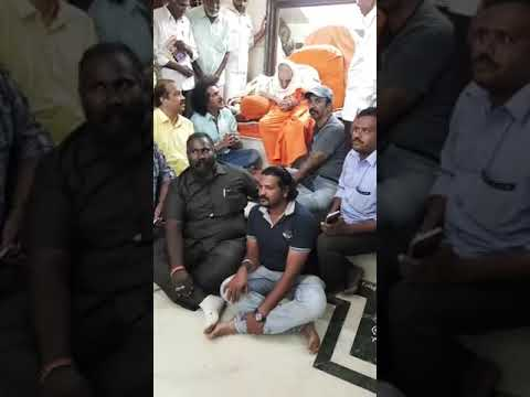 Upendra | Siddaganga swamiji | Blessings | Prajaakeeya team Mp3
