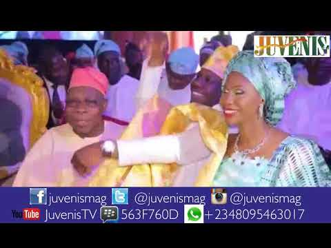 OBJ Son's Marriage: Amosun, Daniels, Diplomats, Magnates, Politicians Attend